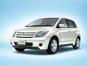 Технические характеристики Toyota Ist 1.5 4WD 2002-2005 г.
