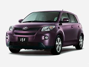 Технические характеристики Toyota Ist