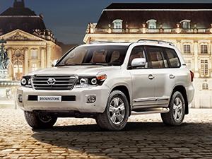 Технические характеристики Toyota Land Cruiser
