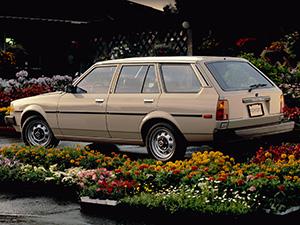 Liftback с 1980 по 1982