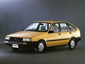 Liftback с 1983 по 1985