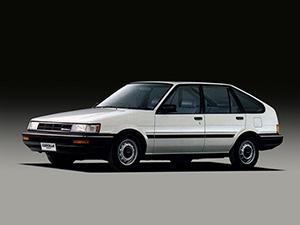 Liftback с 1985 по 1987