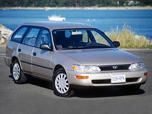 Liftback с 1992 по 1994