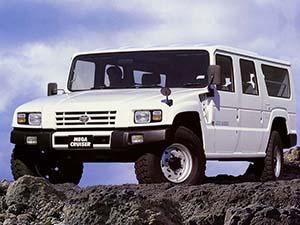 Технические характеристики Toyota Mega Cruiser