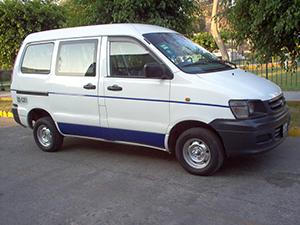 Технические характеристики Toyota Town Ace 2.2 TD 4WD 1996-2001 г.