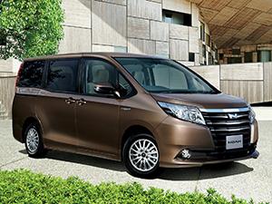 Технические характеристики Toyota Noah