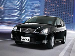 Технические характеристики Toyota Opa