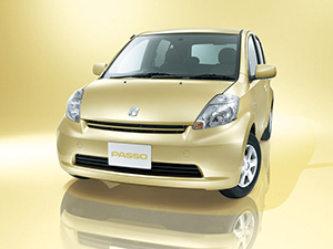 Технические характеристики Toyota Passo 1.3 2004-2010 г.