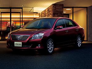 Технические характеристики Toyota Premio