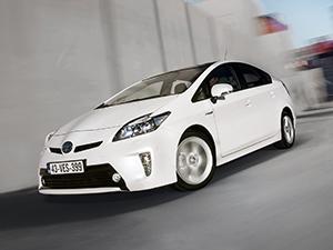 Prius с 2011 по