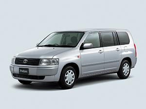 Технические характеристики Toyota Probox