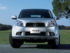 Технические характеристики Toyota Rush