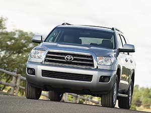 Технические характеристики Toyota Sequoia