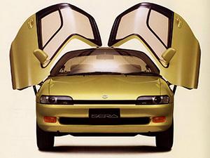 Технические характеристики Toyota Sera