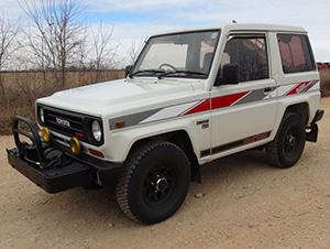 Soft Top с 1985 по 1994