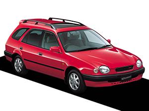Технические характеристики Toyota Sprinter Carib