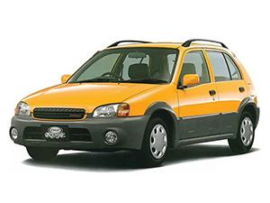 Технические характеристики Toyota Starlet 1.3 1996-1999 г.