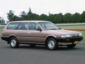 Технические характеристики Toyota Camry 2.0 1987-1992 г.