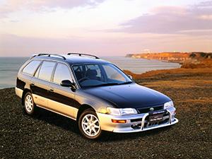 Технические характеристики Toyota Corolla 2.0 D 1992-1997 г.