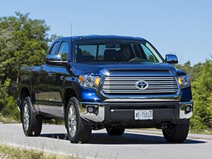 Технические характеристики Toyota Tundra