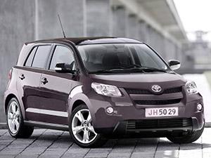 Технические характеристики Toyota Urban Cruiser