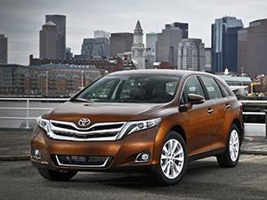 Технические характеристики Toyota Venza