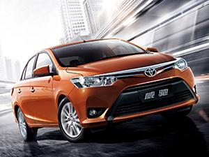 Технические характеристики Toyota Vios
