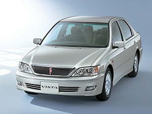 Технические характеристики Toyota Vista