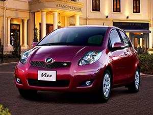Vitz с 2005 по 2010