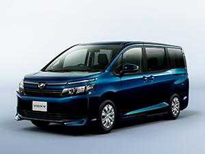 Технические характеристики Toyota Voxy
