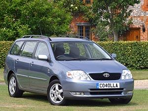 Wagon с 2002 по 2004