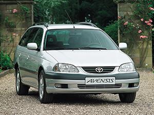 Технические характеристики Toyota Avensis 1.8 16v VVT-i 2000-2003 г.