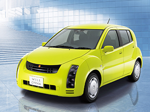Технические характеристики Toyota Will Cypha