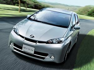 Технические характеристики Toyota Wish