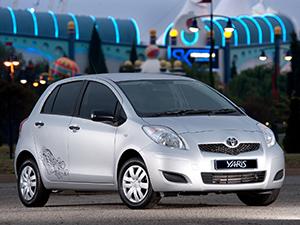 Технические характеристики Toyota Yaris 1.4 D-4D-F 2009-2011 г.