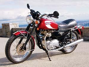 Triumph Bonneville классик Europa