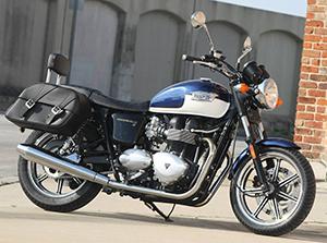 Triumph Bonneville классик SE