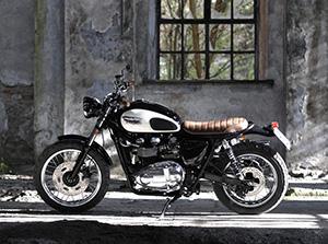 Triumph Scrambler классик Scrambler