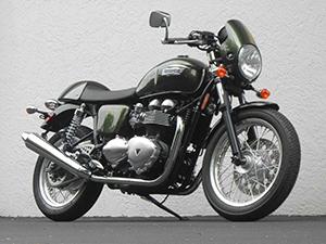 Triumph Thruxton классик Thruxton