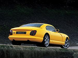TVR Cerbera 2 дв. купе Cerbera