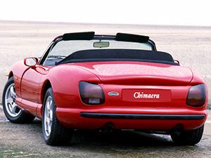 TVR Chimaera 2 дв. кабриолет Chimaera