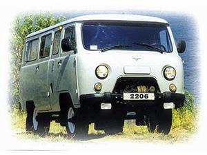 УАЗ 2206 4 дв. микроавтобус 2206