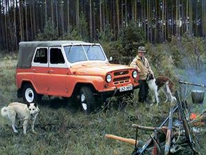 УАЗ 3151 4 дв. внедорожник 31512