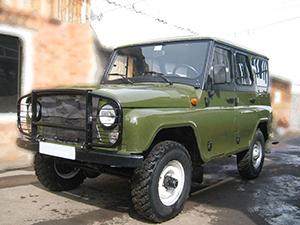 УАЗ 3151 5 дв. внедорожник 31514