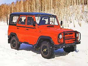 УАЗ 3151 5 дв. внедорожник 31519