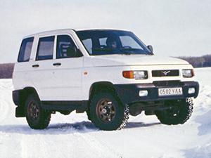 УАЗ 3160 5 дв. внедорожник 3160