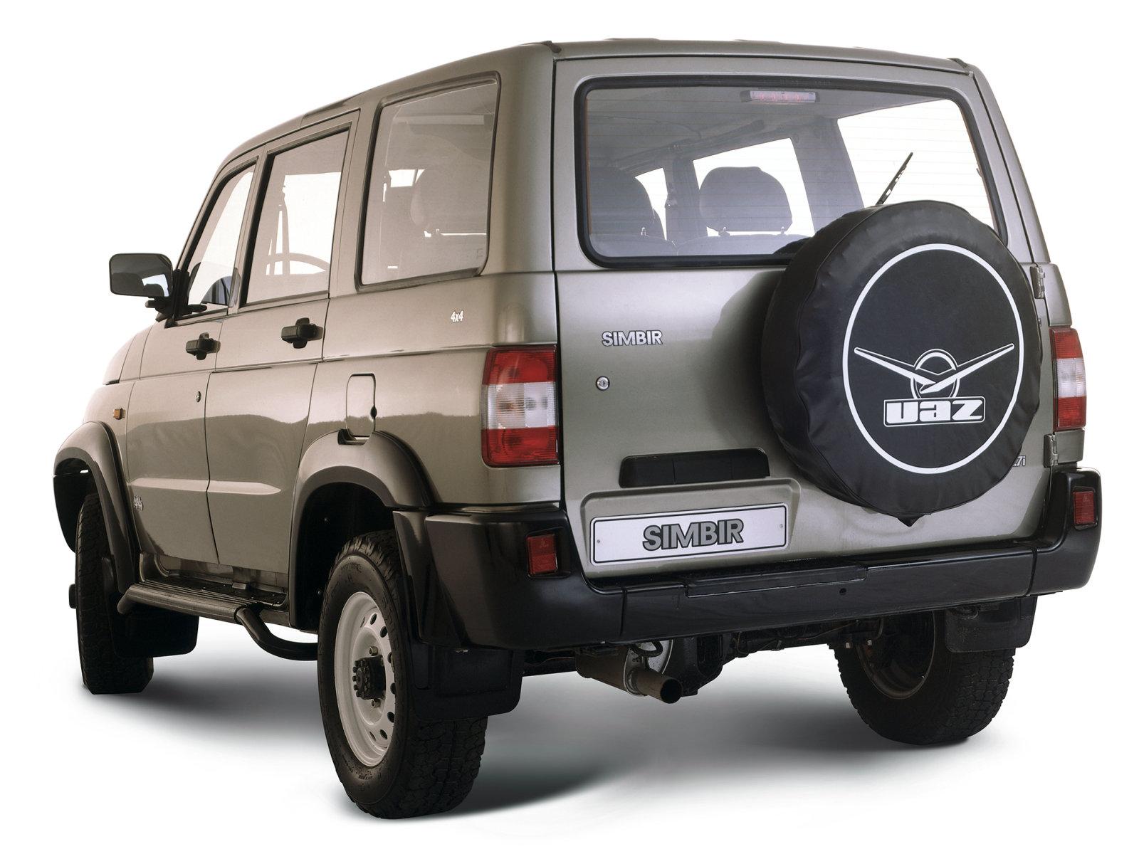 УАЗ (UAZ) 3162 (Simbir)  1999-2005 г.
