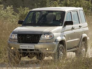 УАЗ 3164 5 дв. внедорожник 3164