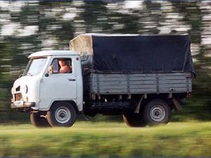 УАЗ 3303 2 дв. бортовой 3303