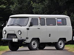 УАЗ 3909 4 дв. грузопассажирский 3909